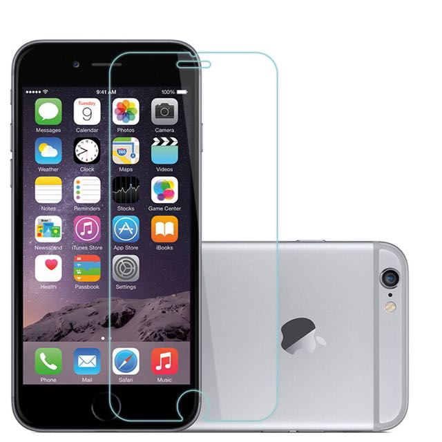 [Pre-order] Good Quality Tempered Glass For iPhone 6/6s/6+/6S+/5/5s