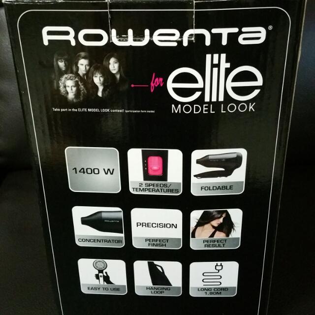 Rowenta Elite Hairdryer