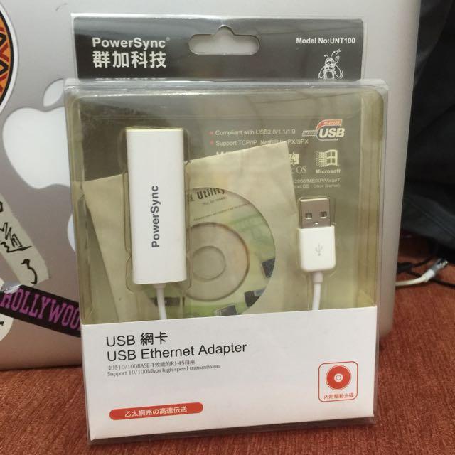 USB 網卡 Mac AIR 等適用