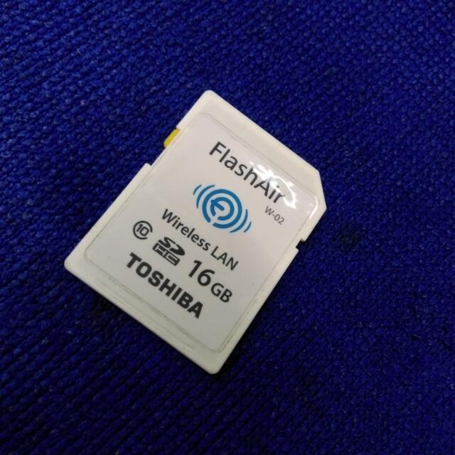 Wi-Fi 記憶卡