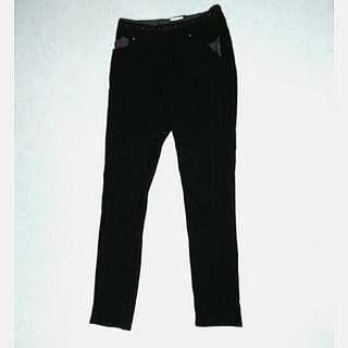 超級彈性名模黑褲🔌