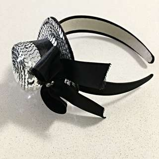 Preloved Forever21 hat Headband