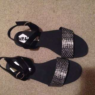 Mr and Mare Sandals Size 37
