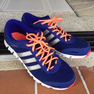 Adidas Blue Trainers - ClimaCool Design ( Size 8 UK )