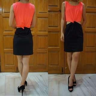 Brand New H&M Side Hole Dress