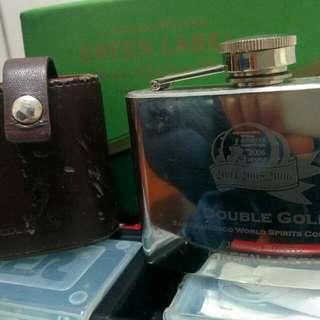 Limited Edition Johnny Walker Flask