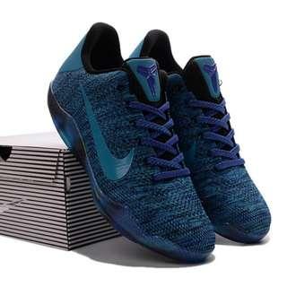 NIKE AIR ZOOM KOBE 11 ZK XI新款眼鏡蛇編織 科比11代籃球鞋 男鞋