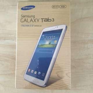 Samsung Galaxy Tab 3 Lite (Brand New Sealed)