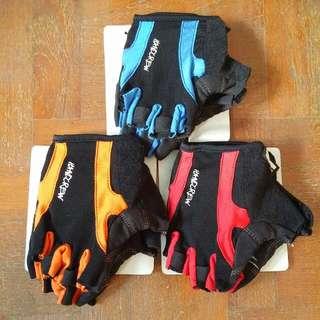 Handcrew Fingerless Bike Gloves