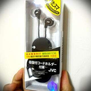 🚚 Jvc 入耳式耳機
