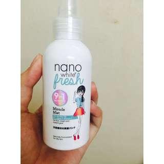 Nano White Miracle Mist