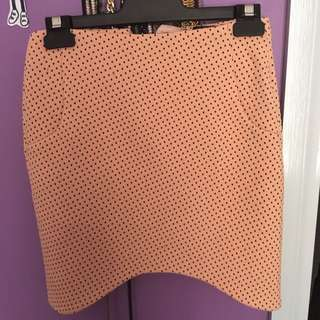 'ANOTHER' High Waisted Skirt