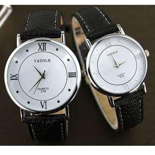 Yazole Roman Couple Watch