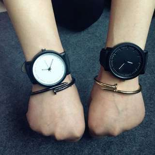 Plain Big Watch