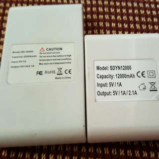 Powerbank. 20000mah