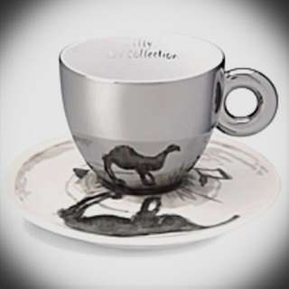 6 Espresso Cups - KENTRIDGE COLLECTIBLE (Limited Edition)