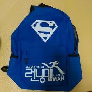 Running Man RM Gary 李光洙 宋智孝 哈哈 金鐘國 池石振 劉在錫 背包 可議價