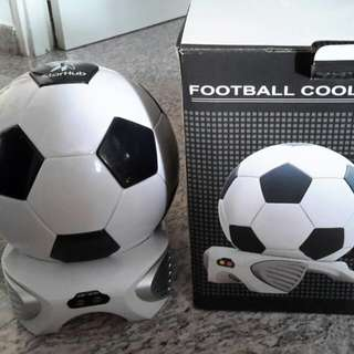 Portable Can Drinks Cooler - Football Cooler GT-04.