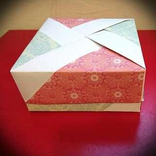 Home-made Origami Box