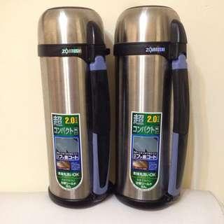 日本象印 2公升悶燒保溫罐