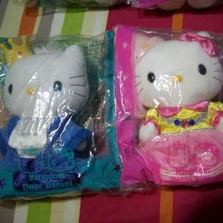 Macdonald's Hello Kitty - Kingdom