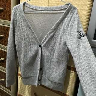 針織Chanel 套裝