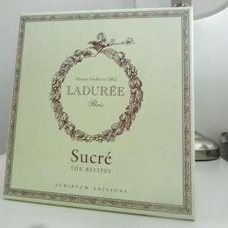 Laduree Recipe Book - Gold Leaf
