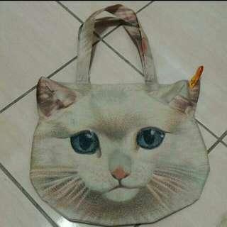 林鴒貓咪包  贈品