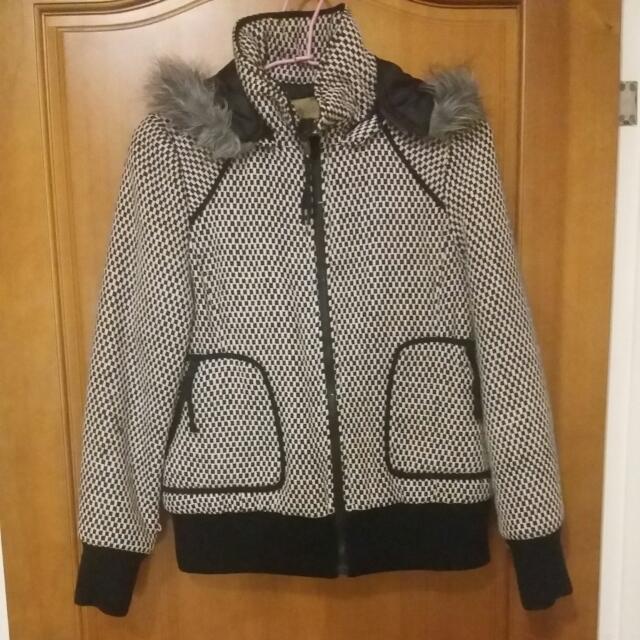 💚二手💚韓版黑白短外套