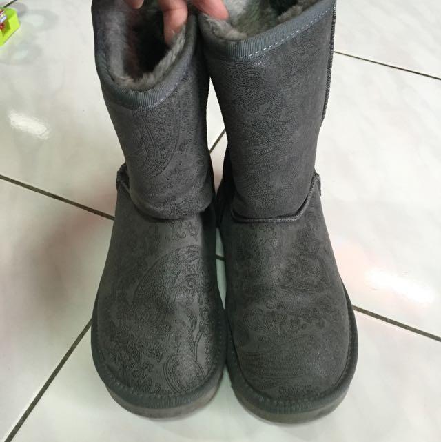 雪靴 變形蟲