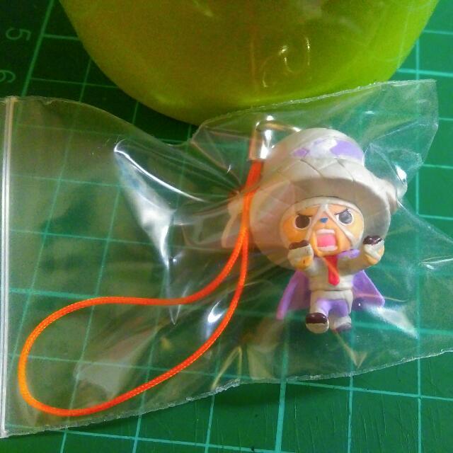 【現貨免運】喬巴 超人造型吊飾