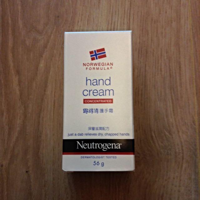露得清 護手霜 Neutrogena Hand cream