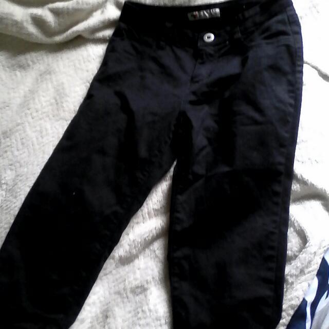 Black Temt Jeans