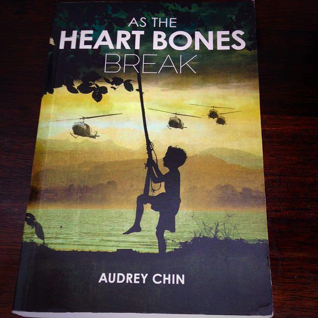 As The Heartbones Break