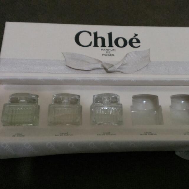 Chloe小香水×3(不是一組喔)