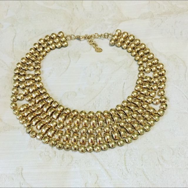 Gold Necklace 4 FOR $10
