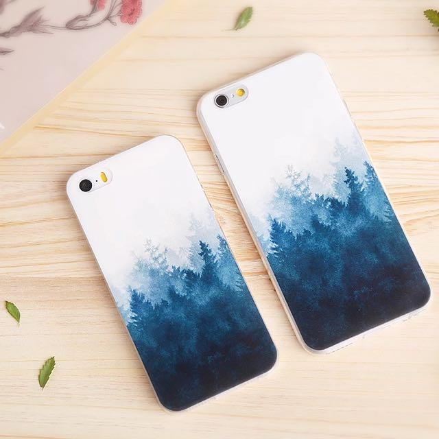 山林美色文青超薄款手機殼/i6.i6plus