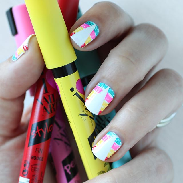 I Heart Nail Art Pen By Sally Hansen Womens Fashion On Carousell