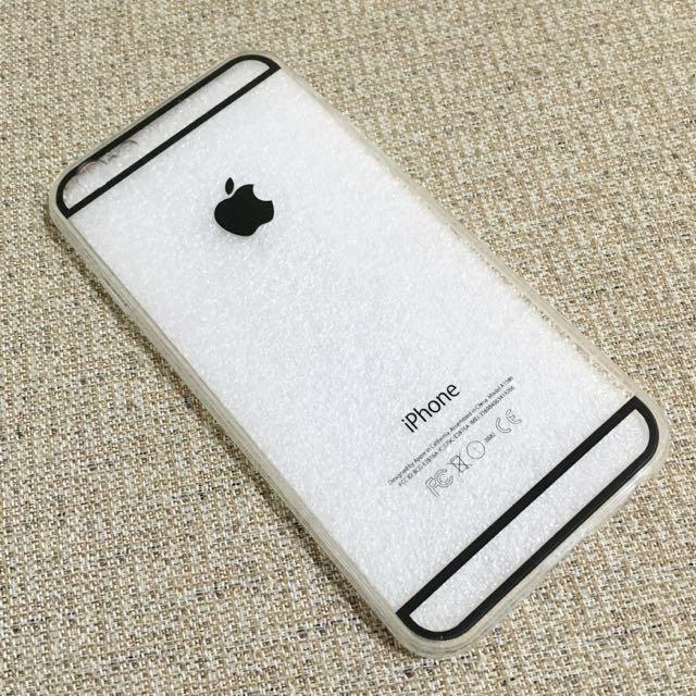IPhone6、6S透明殼
