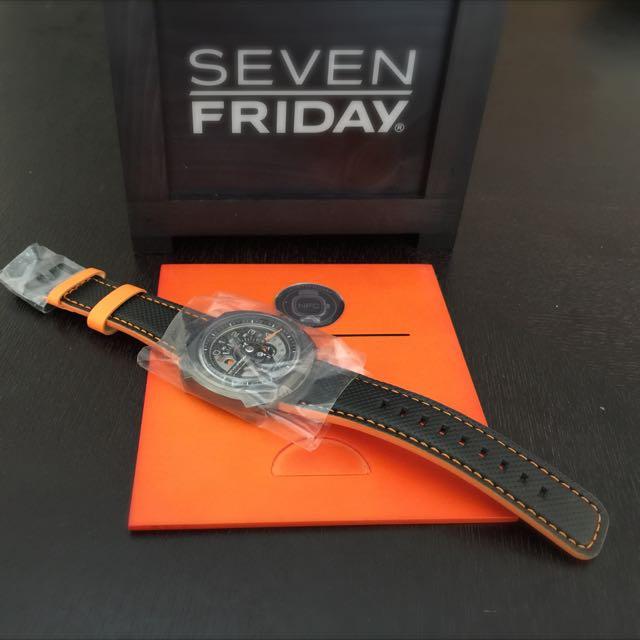 Limited Edition SevenFriday V03/02 GulfRun