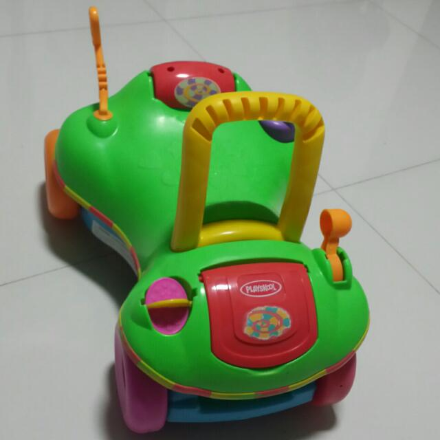 preloved playskool walker