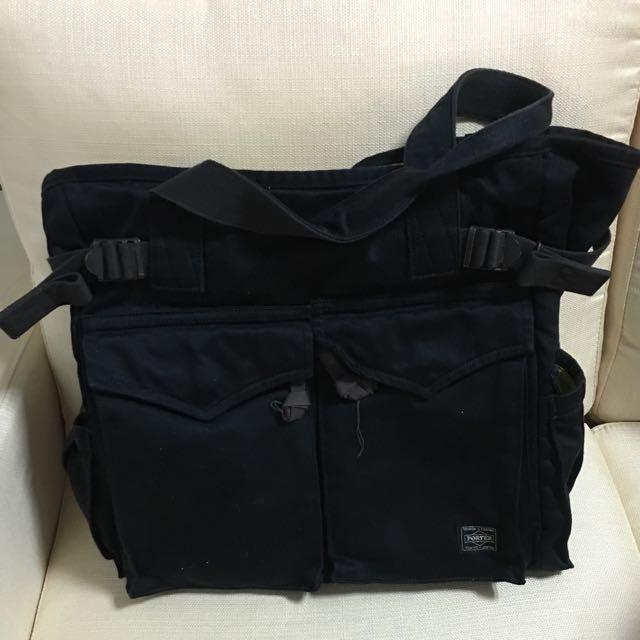 Porter 黑色 手拿/肩背包(待匯款)