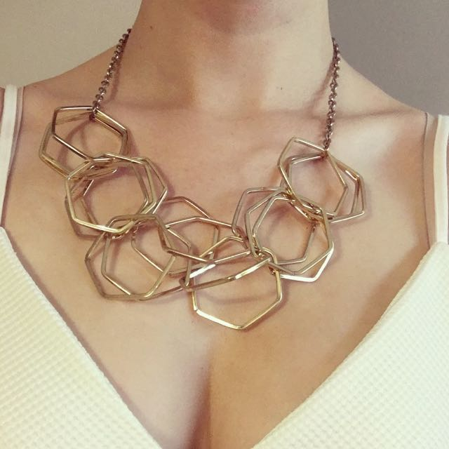 Shape Necklace 4 FOR $10