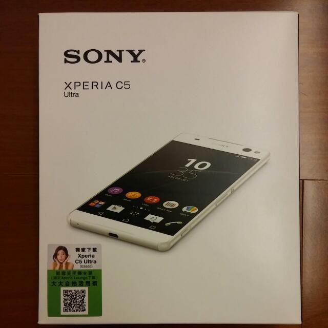Sony Ultra C5 全新未拆