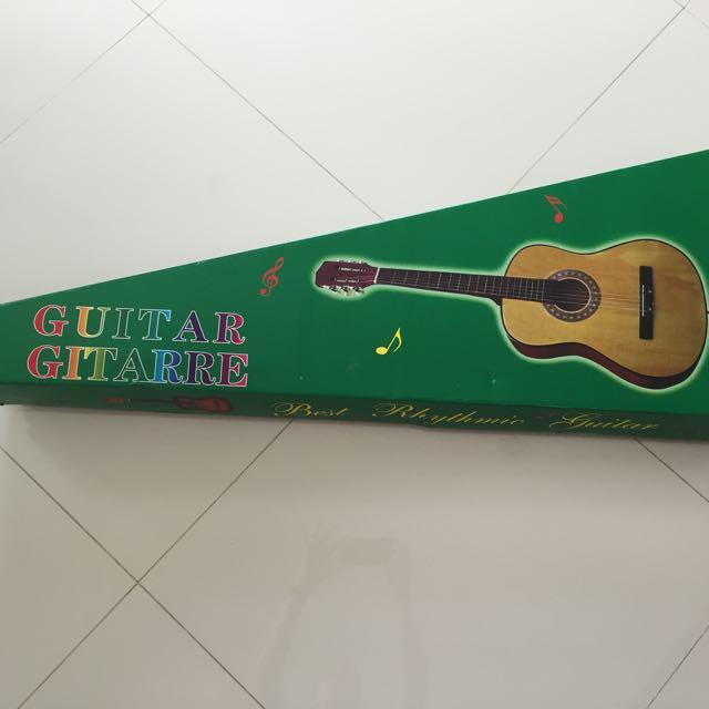 Starters Guitar