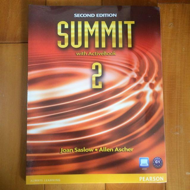 Summit 2 (Second Edition)PEARSON出版