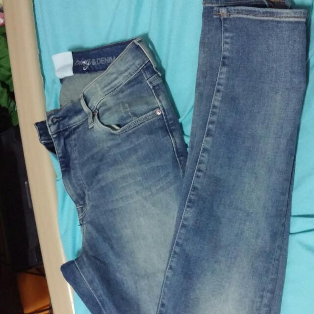 Super Skinny Stretchable Jeans