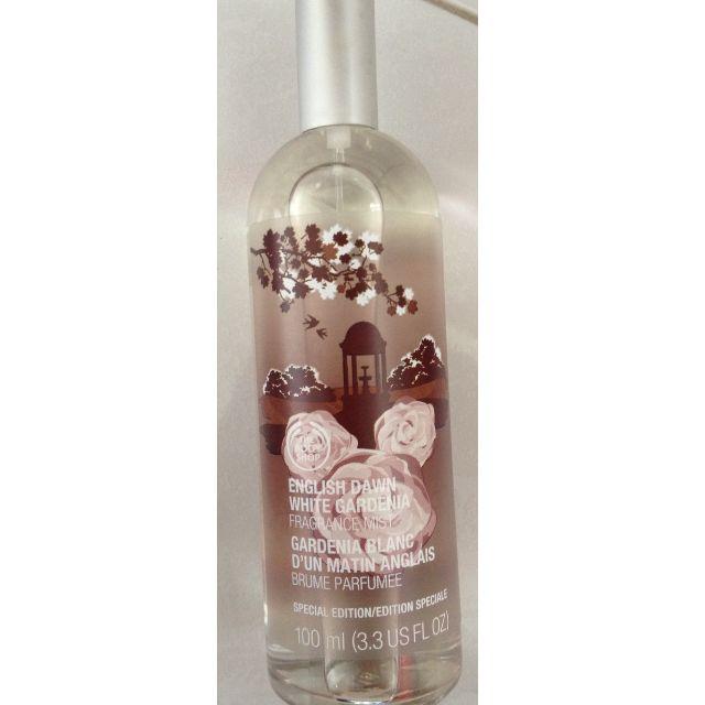 The Body Shop - English Dawn White Gardenia Fragrance Mist