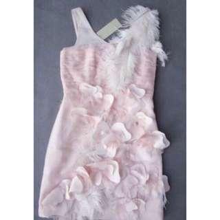 Moiselle pink dress