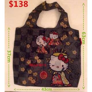 (正版)Hello Kitty 環保袋